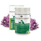 Nature's Organic Calcium 200gm - Natural Animal Solutions