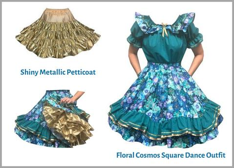 How To Wear A Petticoat?