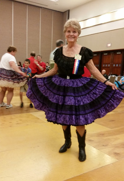 Square Dance Dress
