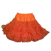 "Poofy Crystal Square Dance Petticoat (Short  18"" to 21""), Petticoat - Square Up Fashions"