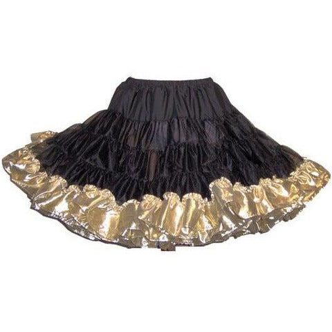 Combo Metallic Petticoat, Petticoat - Square Up Fashions