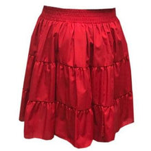 Basic 3 Tier Line Dance Skirt, Skirt - Square Up Fashions