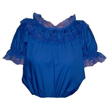 Basic Laced Blouse, Blouse - Square Up Fashions