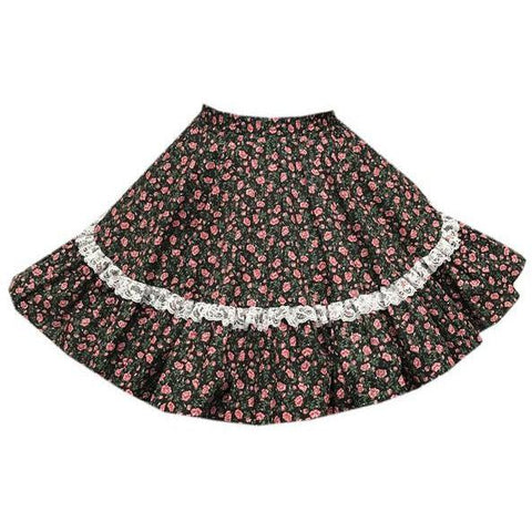 Style 402 Assorted Square Dance Skirt