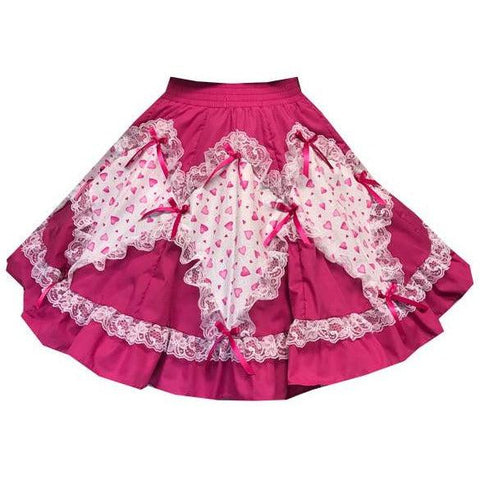 Style 4670 Square Dance Skirt