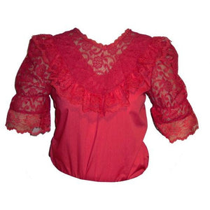 Elegant Laced Blouse, Blouse - Square Up Fashions