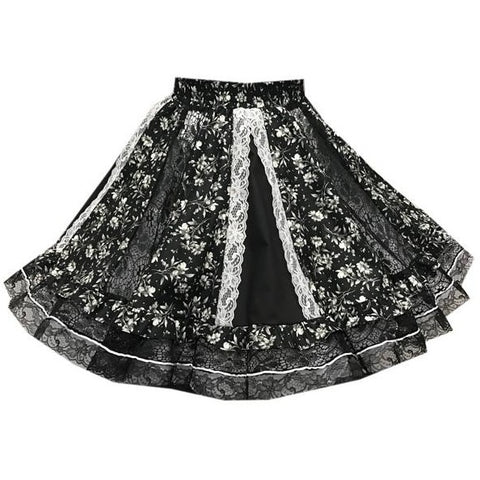Style 441 Square Dance Skirt