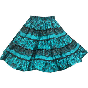 Style 6800 Square Dance Skirt, Skirt - Square Up Fashions