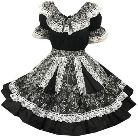 Style 7680 Square Dance Set