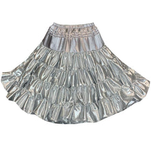 Metallic Lame Petticoat, Petticoat - Square Up Fashions