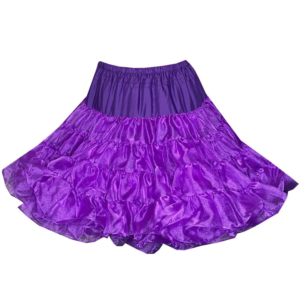 Crystal Petticoat, Petticoat - Square Up Fashions