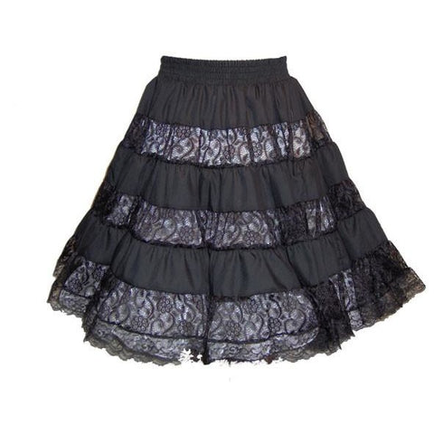 Style 990 Square Dance Skirt