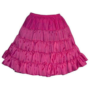 "Soft Poly-Liner Petticoat (Short 19""-22""), Petticoat - Square Up Fashions"