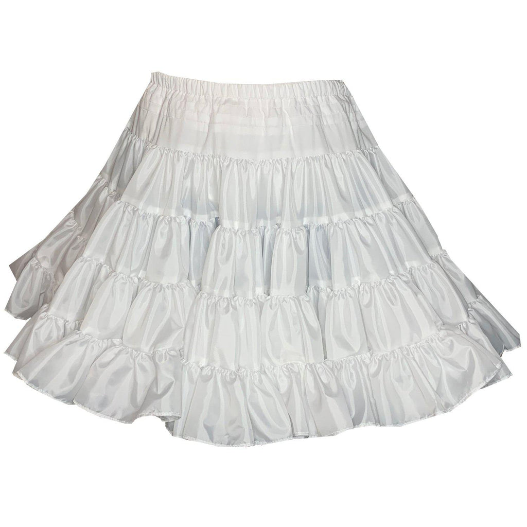 Soft Poly-Liner Petticoat, Petticoat - Square Up Fashions