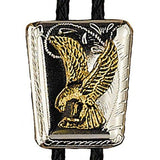 Eagle on Shield Bolo