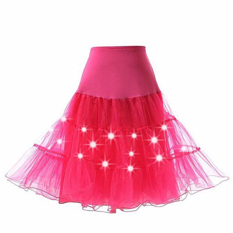 Moonlight LED Petticoat, Petticoat - Square Up Fashions