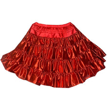 Shiny Metallic Petticoat