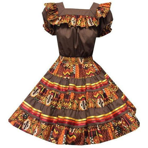 Style 5100 Square Dance Set