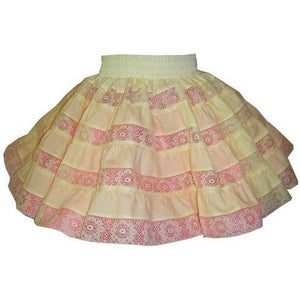 See Through Lace Childrens Skirt, Childrens Clothing - Square Up Fashions