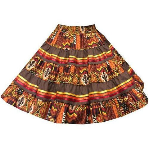 Style 5100 Square Dance Skirt