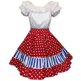 Stars & Stripes Square Dance Outfit