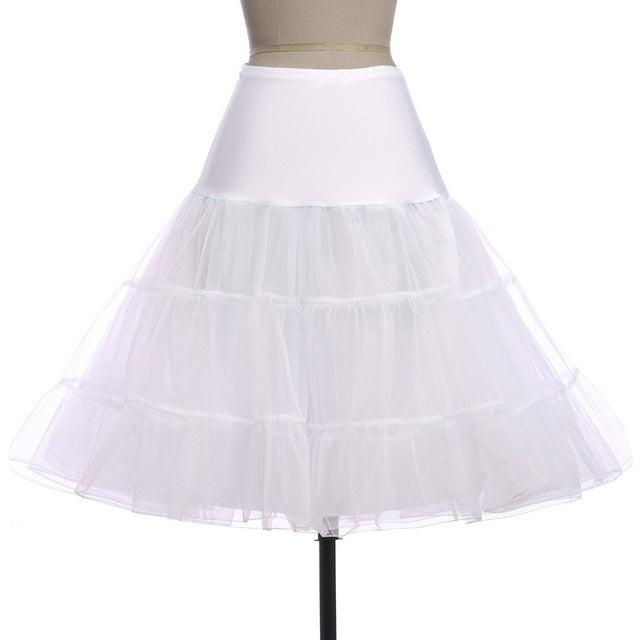 Adult Organdy Petticoat, Petticoat - Square Up Fashions
