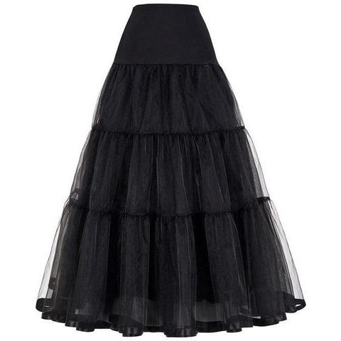 Adult organdy petticoat, Costume Petticoats - Square Up Fashions