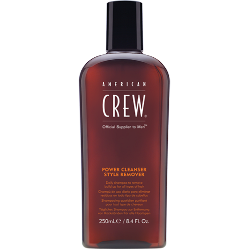 American Crew Power Cleanser Daily Style Remover Shampoo 8.45 oz.