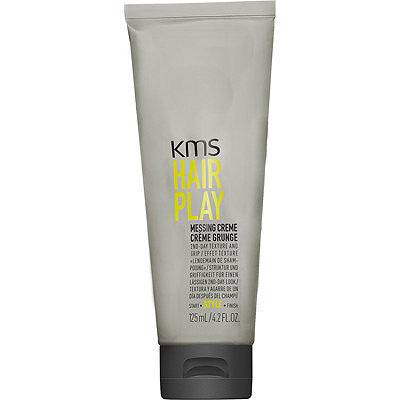 KMS Hair Play Messing Creme 4.2 oz