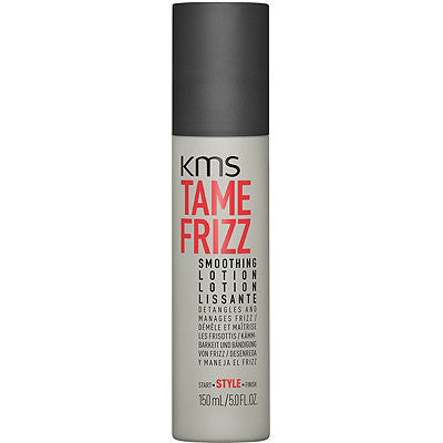 KMS Tame Frizz Smoothing Lotion 5 oz