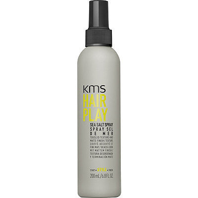 KMS Hair Play Sea Salt Spray 6.8 oz