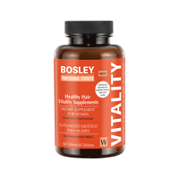Bosley Hair Supplement for Women 60 count