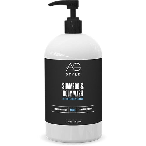 AG Shampoo & Body Wash 12 oz