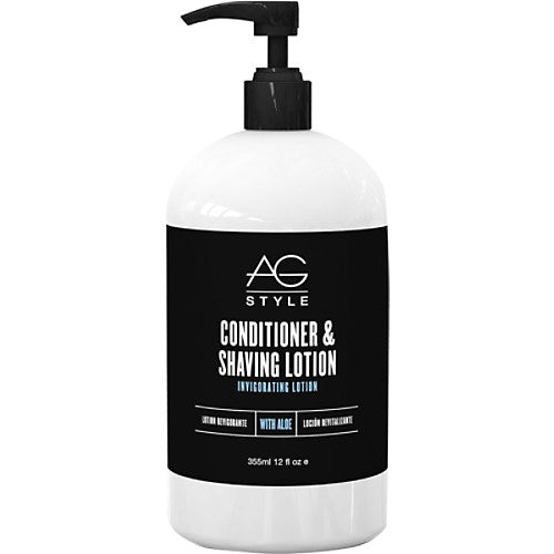AG Conditioner & Shaving Lotion 12 oz