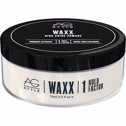 AG Waxx High Shine Pomade 2.5 oz