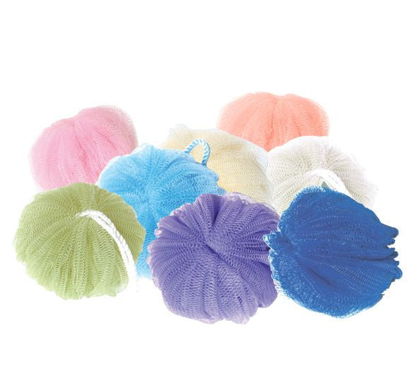 Spa Sister Pumpkin Bath Sponges
