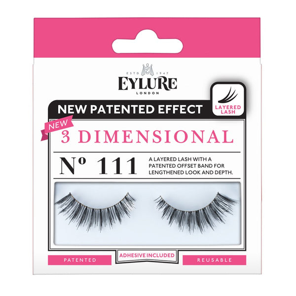 Eylure 3 Dimensional Lashes 111
