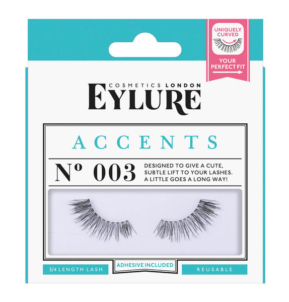 Eylure Accents Lashes 003