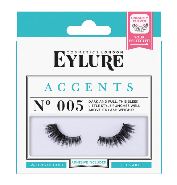 Eylure Accents Lashes 005