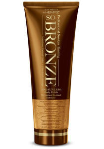 Hempz So Bronze Pre-Sunless Exfoliating Body Polish 8.5 oz