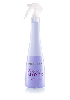 Pravana The Perfect Blonde Seal and Protect Leave-In Treatment 10.1 oz