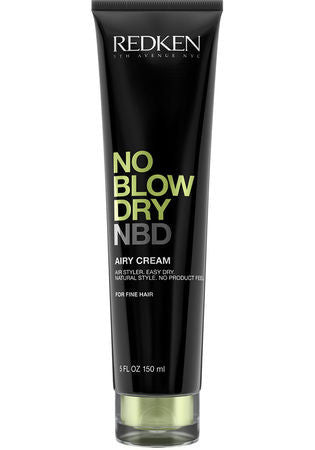 Redken No Blow Dry Airy Cream 5 oz