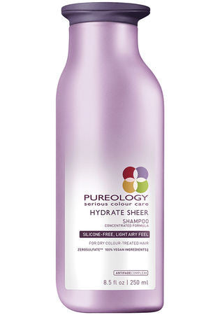 Pureology Hydrate Sheer Shampoo 8.5 oz