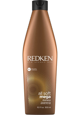 Redken All Soft Mega Shampoo 10.1 oz