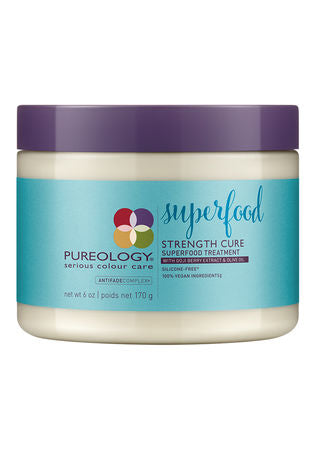 Pureology Strength Cure Superfood Treatment 6 oz