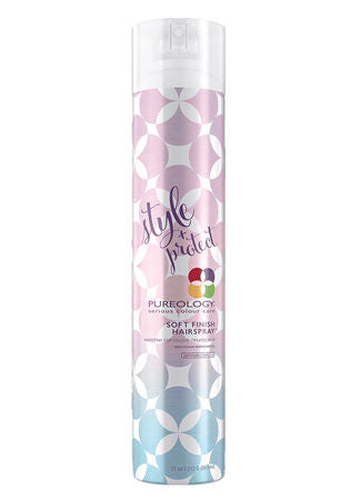 Pureology Style + Protect Soft Finish Hairspray