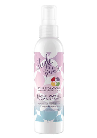 Pureology Style + Protect Beach Waves Sugar Spray