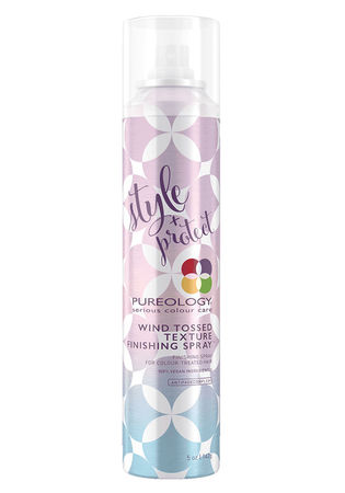 Pureology Style + Protect Wind-Tossed Texture Finishing Spray 5 oz