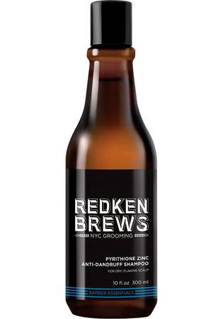 Redken Brews Anti-Dandruff Shampoo 10 oz