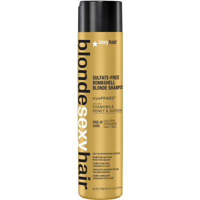 Blonde Sexy Sulfate-Free Bombshell Blonde Daily Color Preserving Shampoo 10.1 oz